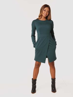 Платье зеленое | 5578690
