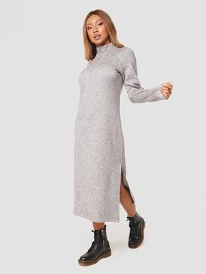 Платье светло-серое | 5578698