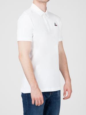 Футболка-поло белая | 5511882