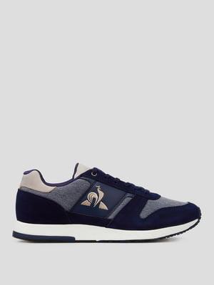 Кроссовки синие | 5576041