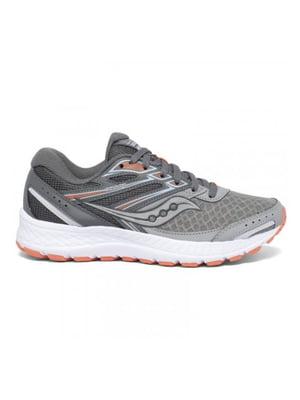Кросівки для бігу сірі VERSAFOAM COHESION 13 10559-5s | 5576198