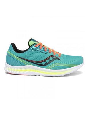 Кросівки для бігу бірюзові KINVARA 11 20551-10s   5576201