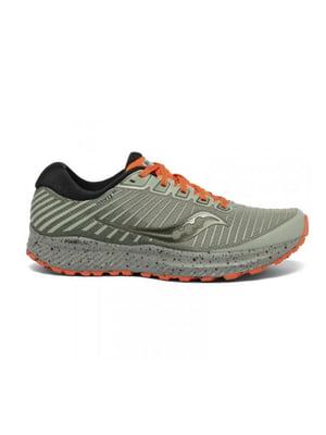 Кросівки для бігу кольору хакі | 5576202
