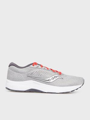 Кроссовки для бега серые CLARION 2 20553-30s   5576207