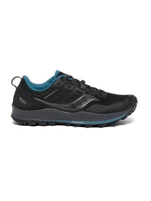 Кросівки для бігу чорно-сині | 5576215