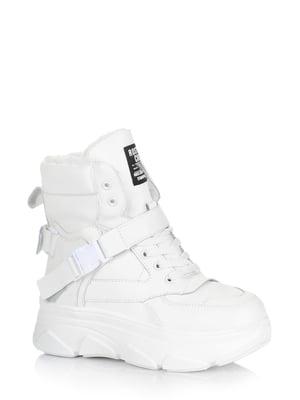 Ботинки белые | 5578998