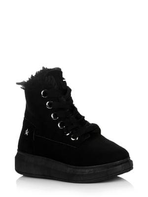 Ботинки черные | 5579030