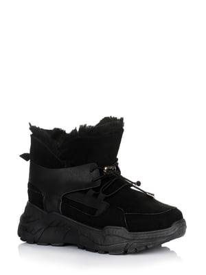 Черевики чорні | 5579031