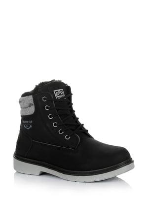 Ботинки черные | 5579032