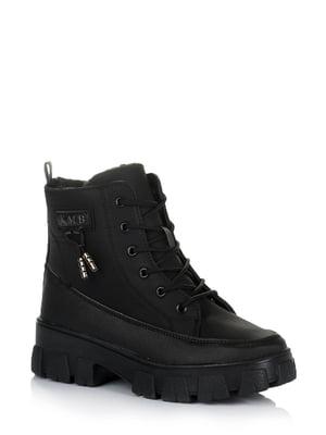 Ботинки черные | 5579033