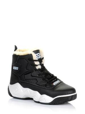 Ботинки черные | 5579037