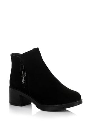 Ботинки черные | 5579038