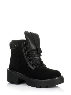 Ботинки черные | 5579039