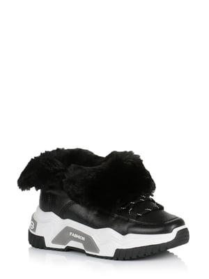 Ботинки черные | 5579040