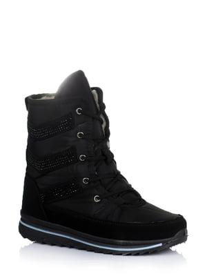 Ботинки черные | 5579042