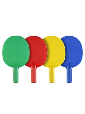 Набор ракеток для настольного тенниса (4 шт) | 5260661