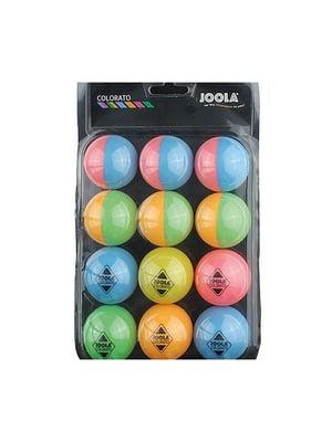 Набір кульок для настільного тенісу (12 шт) | 5260733