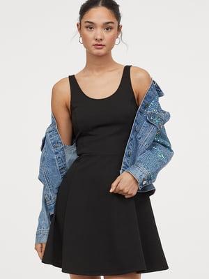Платье черное | 5578915