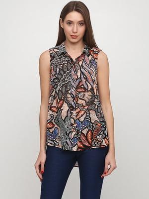 Блуза в принт | 5578952