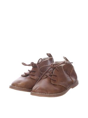 Черевики коричневі | 5579458
