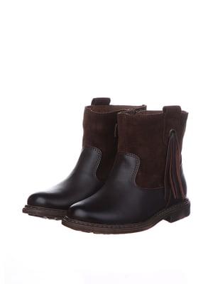 Черевики коричневі | 5579473