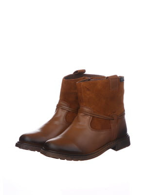 Черевики коричневі | 5579474