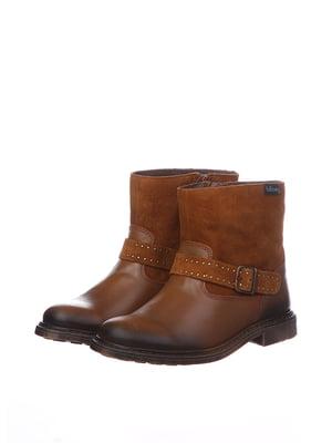Черевики коричневі | 5579525