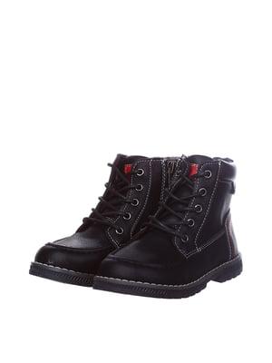 Черевики чорні | 5579548