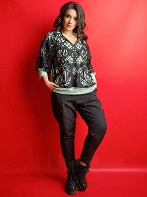 Костюм: блуза и брюки   5579685