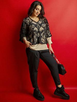 Костюм: блуза и брюки | 5579686