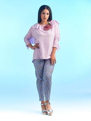 Костюм: блуза и брюки   5579688