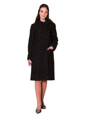 Пальто темно-коричневое | 5579963