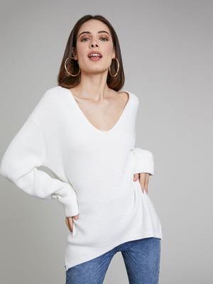 Пуловер молочного цвета | 5580241