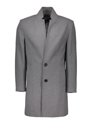 Пальто сіре   5580315