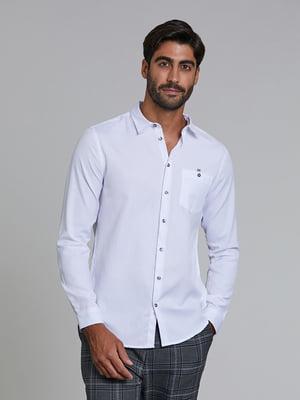 Рубашка белая | 5580310