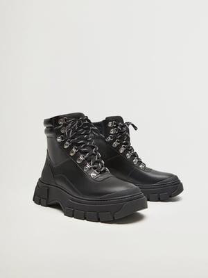 Ботинки черные | 5580068