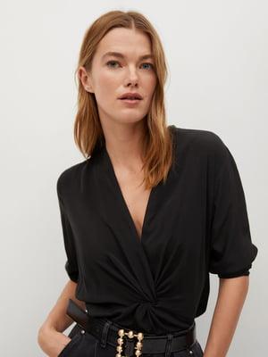 Блуза черная   5580124