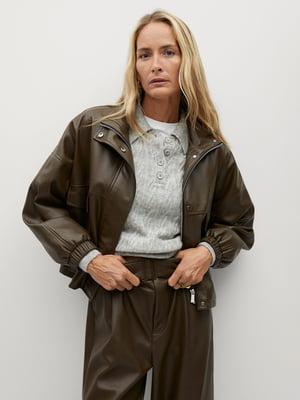 Куртка коричнева | 5580165