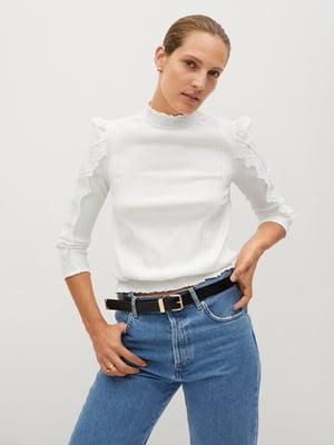 Блуза белая | 5580006