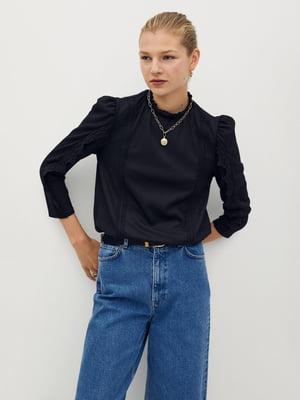 Блуза черная | 5580007