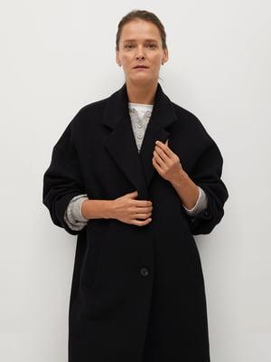 Пальто черное | 5580042