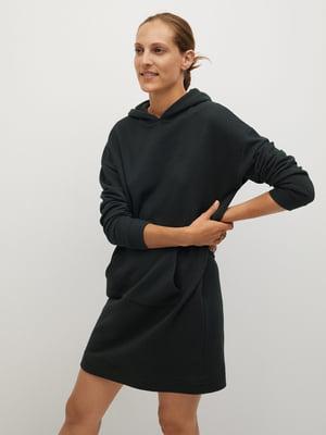 Сукня графітового кольору | 5580087