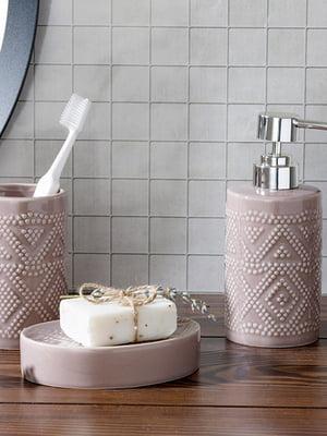 Набор для ванной комнаты (16.5x10.8x12.4 см) | 5582692