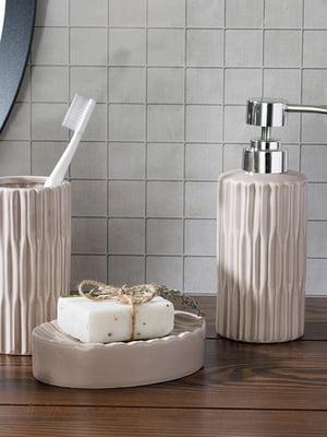 Набор для ванной комнаты (17.5x11.9x12.5 см) | 5582715