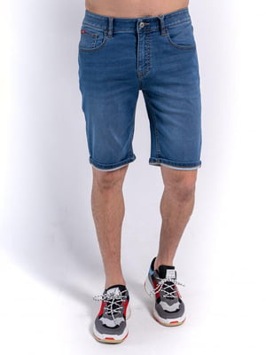 Шорты джинсовые синие | 5488892