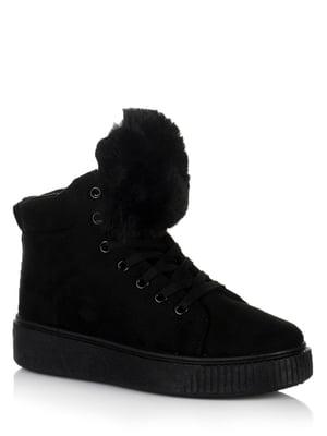 Ботинки черные | 5565007