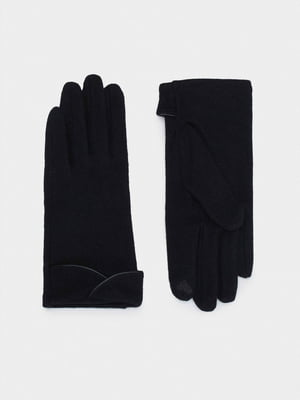 Рукавички чорні | 5582106