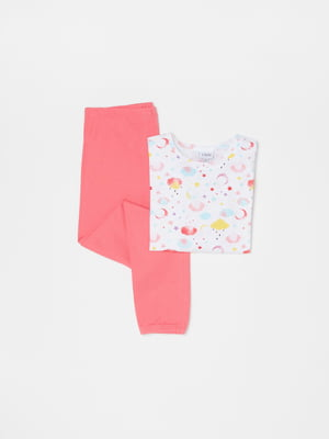 Пижама: джемпер и брюки | 5561688