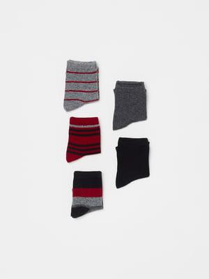 Комплект шкарпеток (5 пар) | 5561773