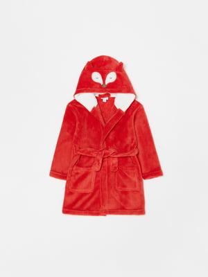 Халат червоний | 5582900